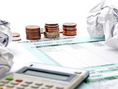 tips for å redusere gjelden